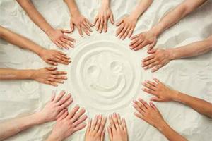 gioia felicità amicizia centro danzaricerca agnese riccitelli