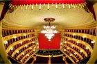 Vista Teatro alla Scala di Milano